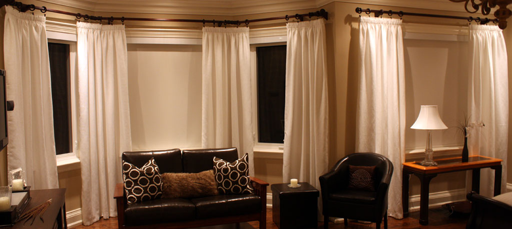 Motorized Curtains & Window Coverings