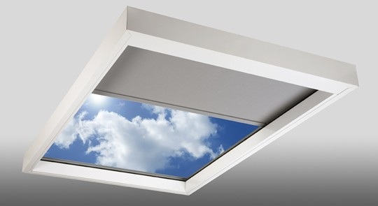 Motorized Skylight Shade